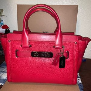 COACH WOMEN 'S Swagger carryall